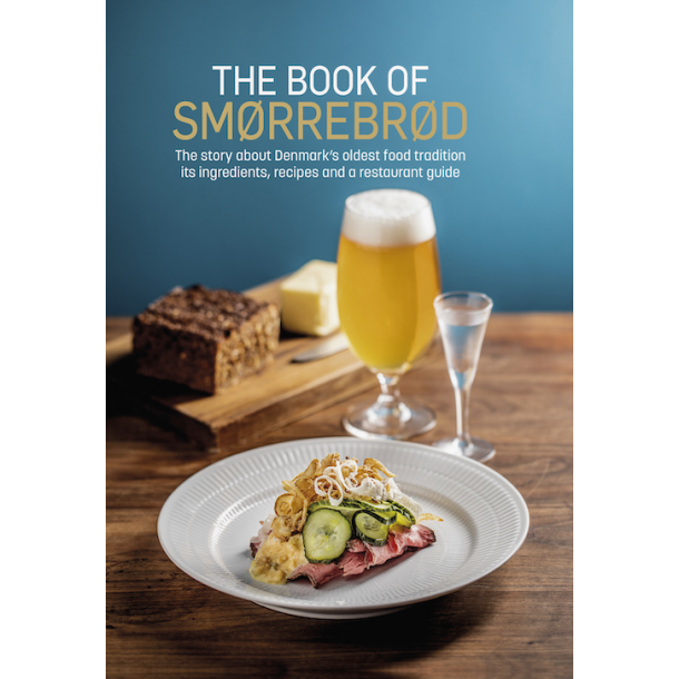 The book of Smørrebrød (please choose currency in upper left corner to see prices in USD and EUR)